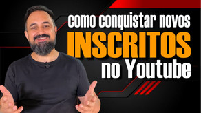 Como conquistar NOVOS INSCRITOS e recuperar antigos inscritos no YouTube