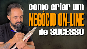 Como criar um negócio on-line de SUCESSO | Aprenda a fazer seu MVP