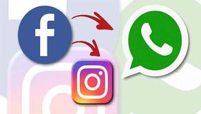 Instagram e Whatsapp mudam de nome
