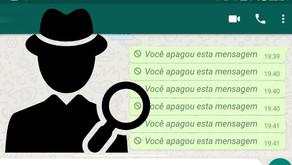 Como ler mensagens apagadas no Whatsapp