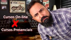 Cursos On-line X Cursos Presenciais - Qual a melhor opção