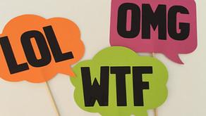 LOL, WTF, e XOXO… Descubra o que significam as abreviações nas mídias sociais