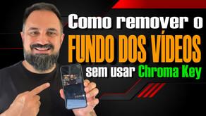 Como remover o fundo de vídeos sem usar Chroma Key