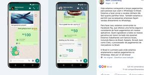 WhatsApp lança função para vendas e  pagamentos no Brasil  - WhatsApp Pay