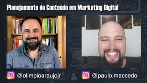 Planejamento de Conteúdo em Marketing Digital