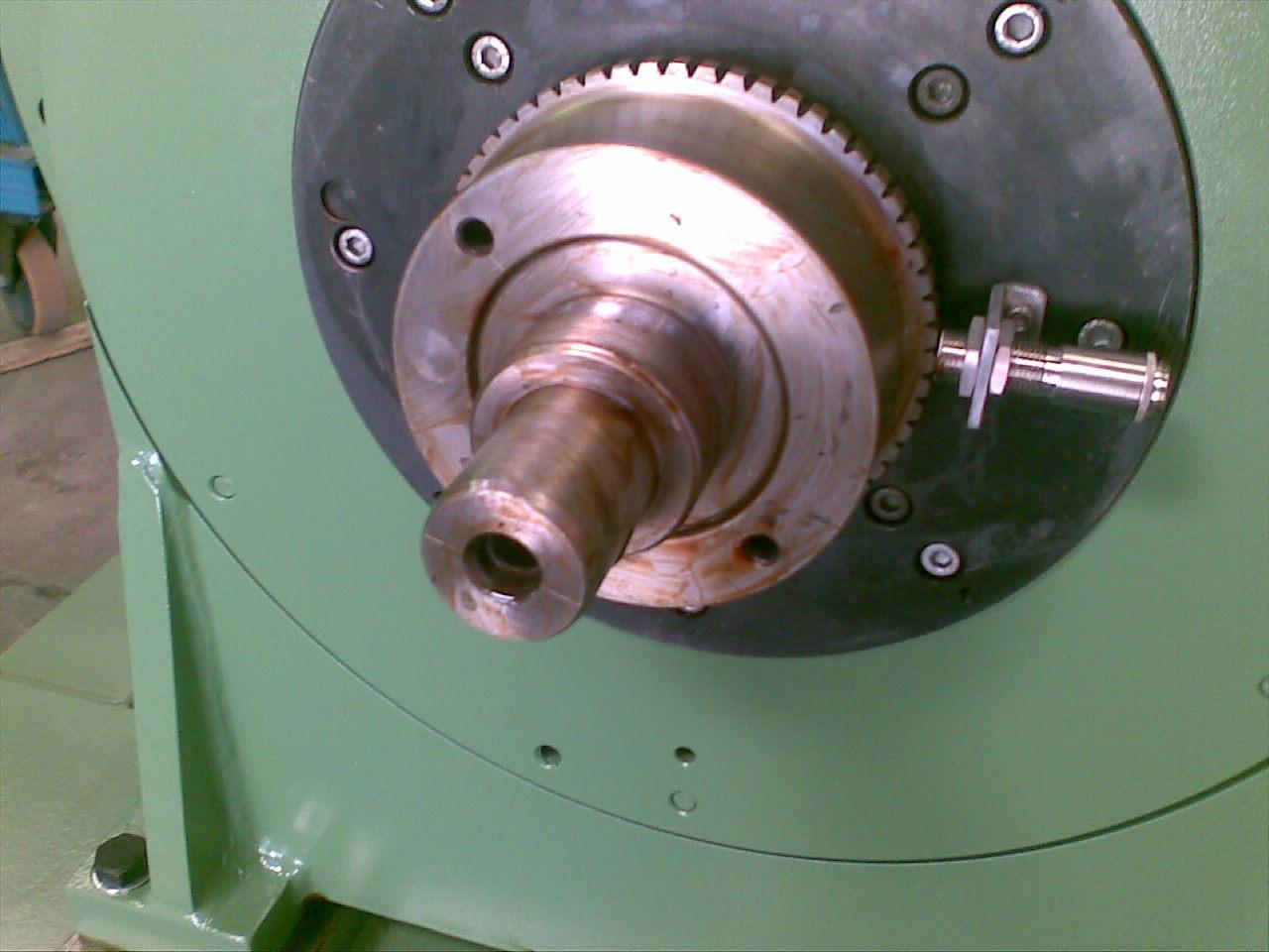 manutenção de dinamometro