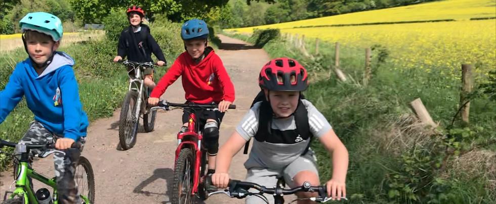 G4 Kids Clubs - 4 Kids on Bikes