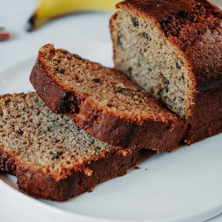 Gluten-Free, Dairy-Free, Egg-Free Chocolate Chip Banana Bread