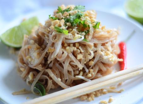 Authentic Homemade Pad Thai