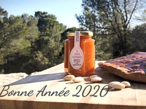 Une très belle année 2020 : tous nos voeux de gourmandises