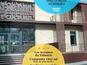 Nos confitures artisanales présentées dans le magazine Viedourle