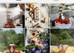 La Cuillère Gourmande, retrouvez nos confitures artisanales sur Instagram
