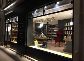 Maison Debussy fait confiance aux confitures artisanales La Cuillère Gourmande