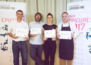 "Epicures 2017 : notre confiture artisanale ""Orange Gourmande"" distinguée"