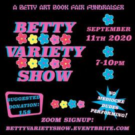 bettyz variety show