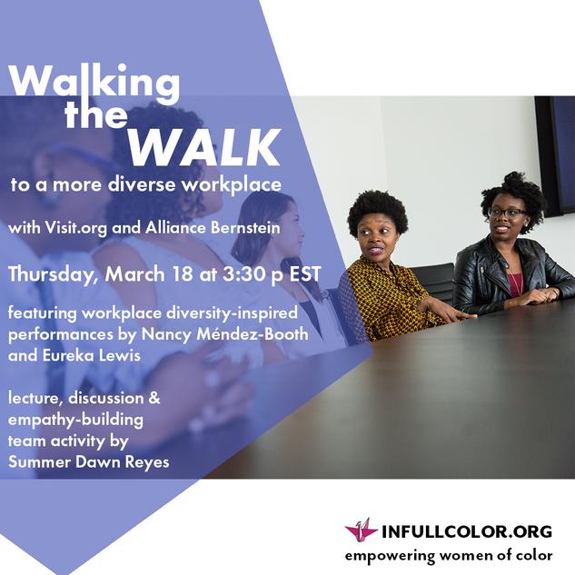 Walking the Walk Alliance Bernstein 3-18