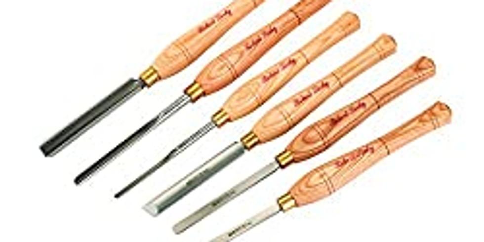 Club Night: Tool Sharping & Traditional Vs Carbide