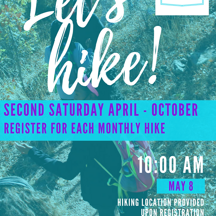 Let's Hike - May