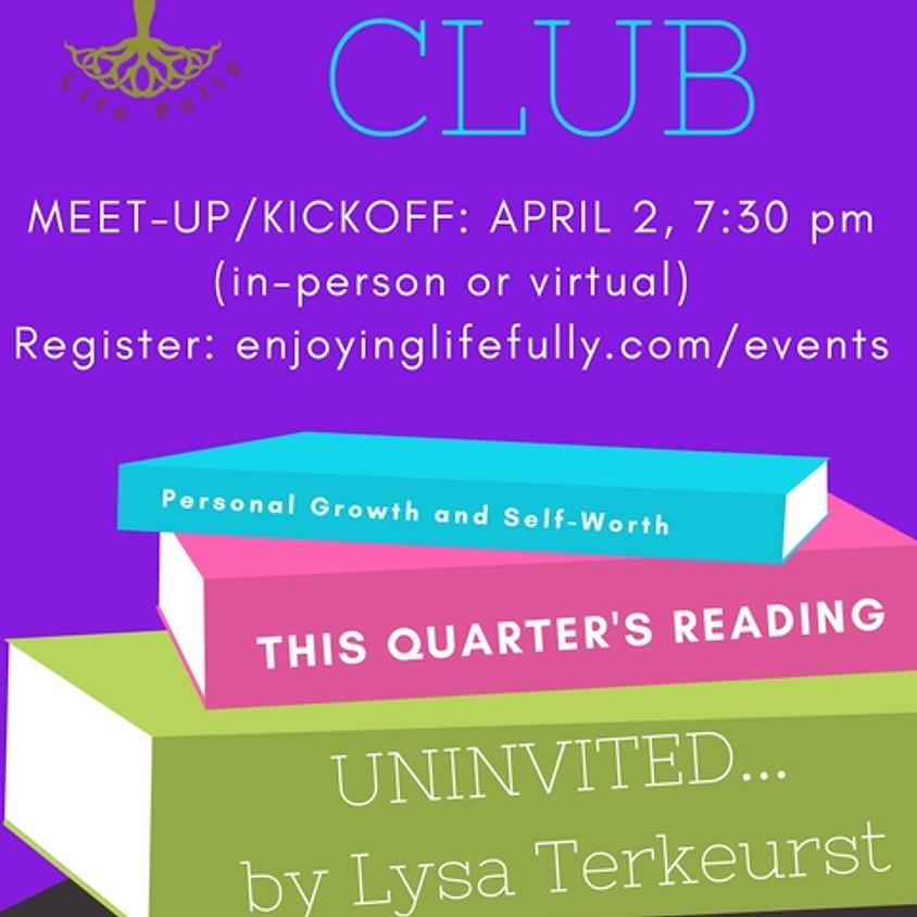 Book Club - Spring 2018