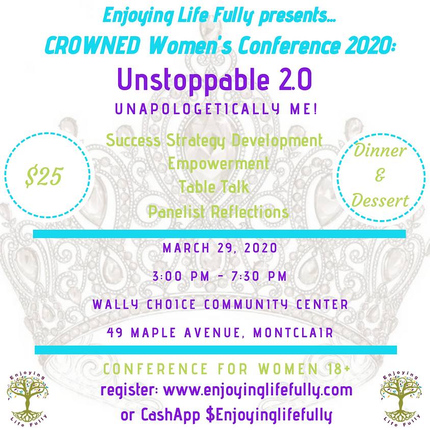CROWNED 2020: Unstoppable 2.0