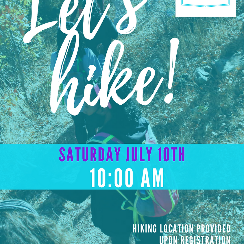 Let's Hike - July 10th