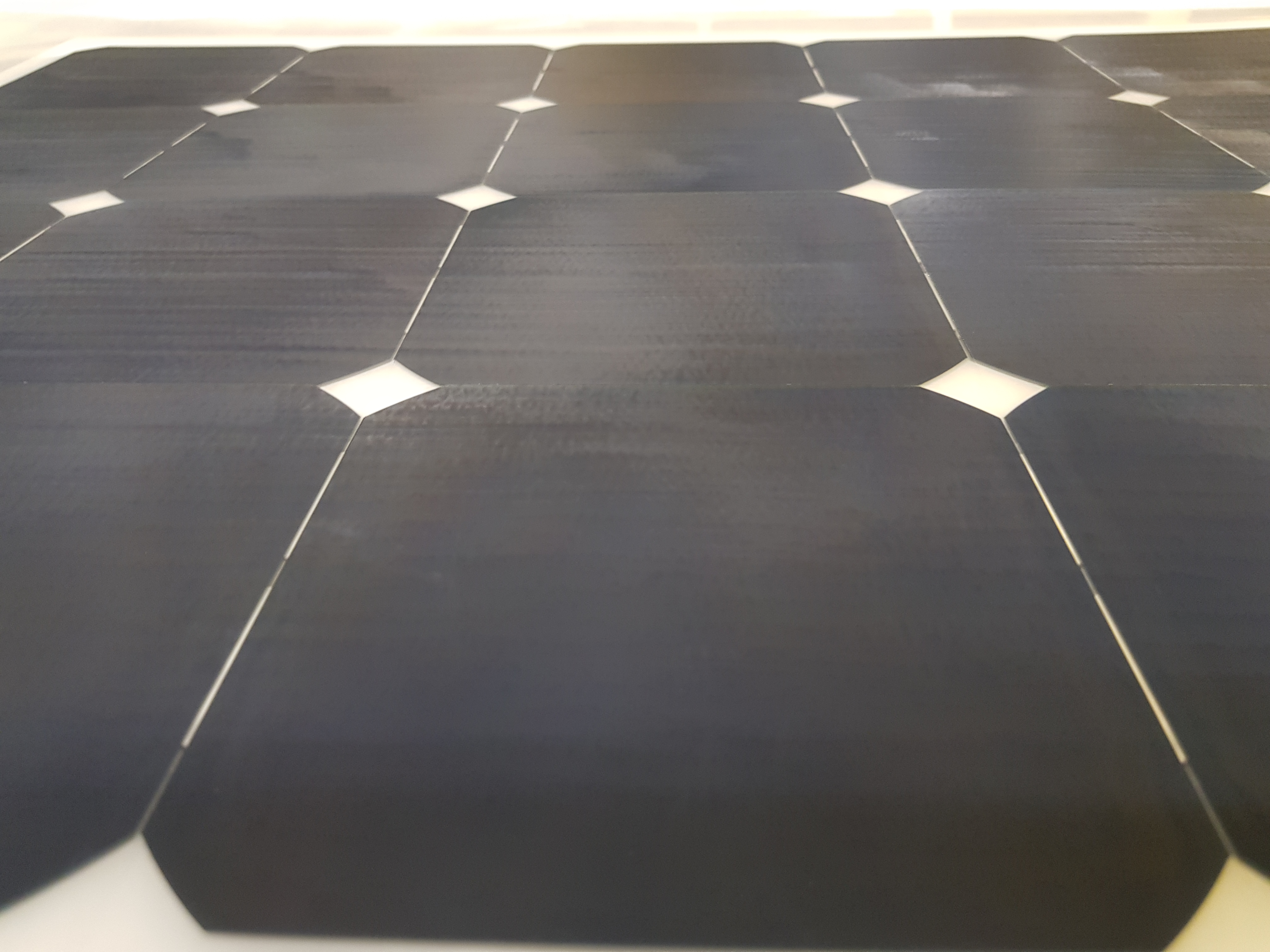 Close-up solar laminate AR