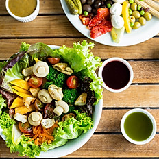 Buffet de Saladas Parrilla