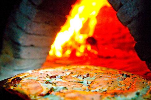 melhor pizza delivery BH