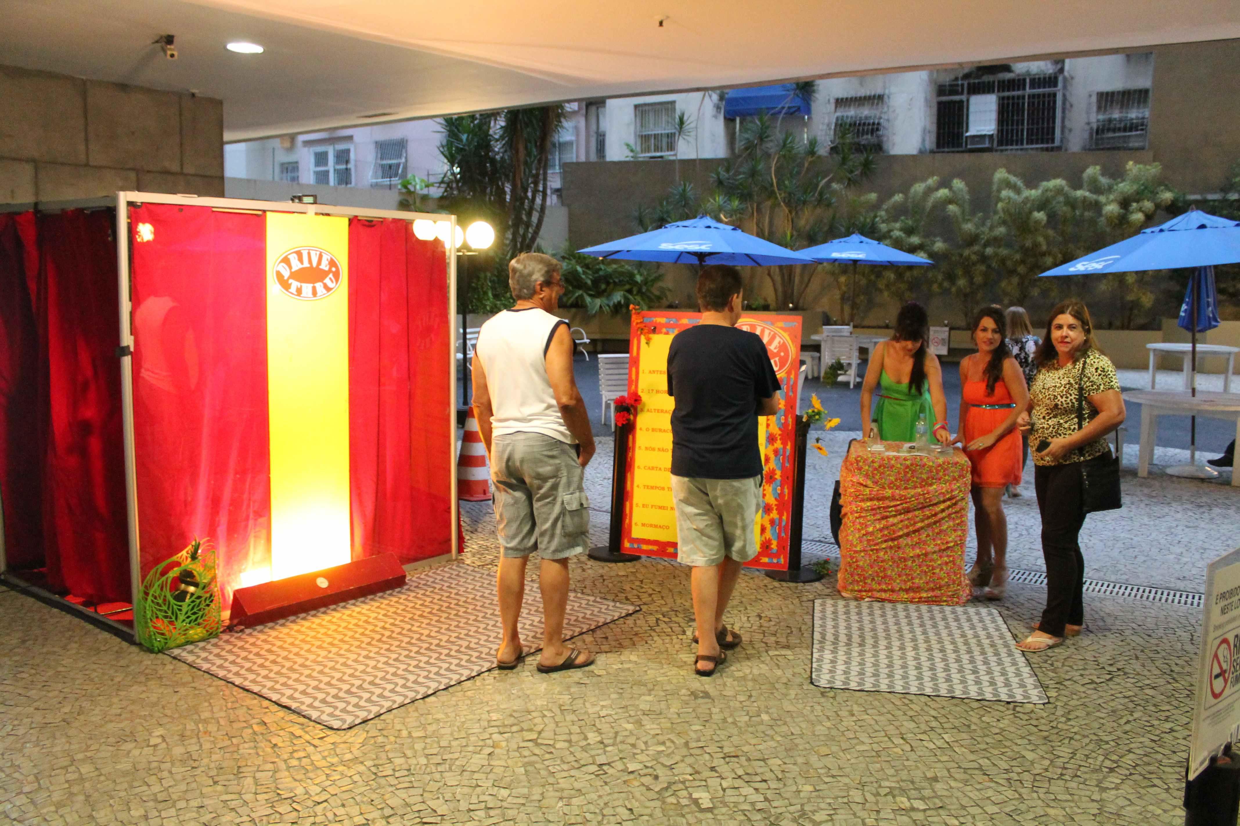 Sesc Copacabana Rio de Janeiro 2013