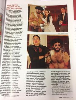 Leros Magazine - article