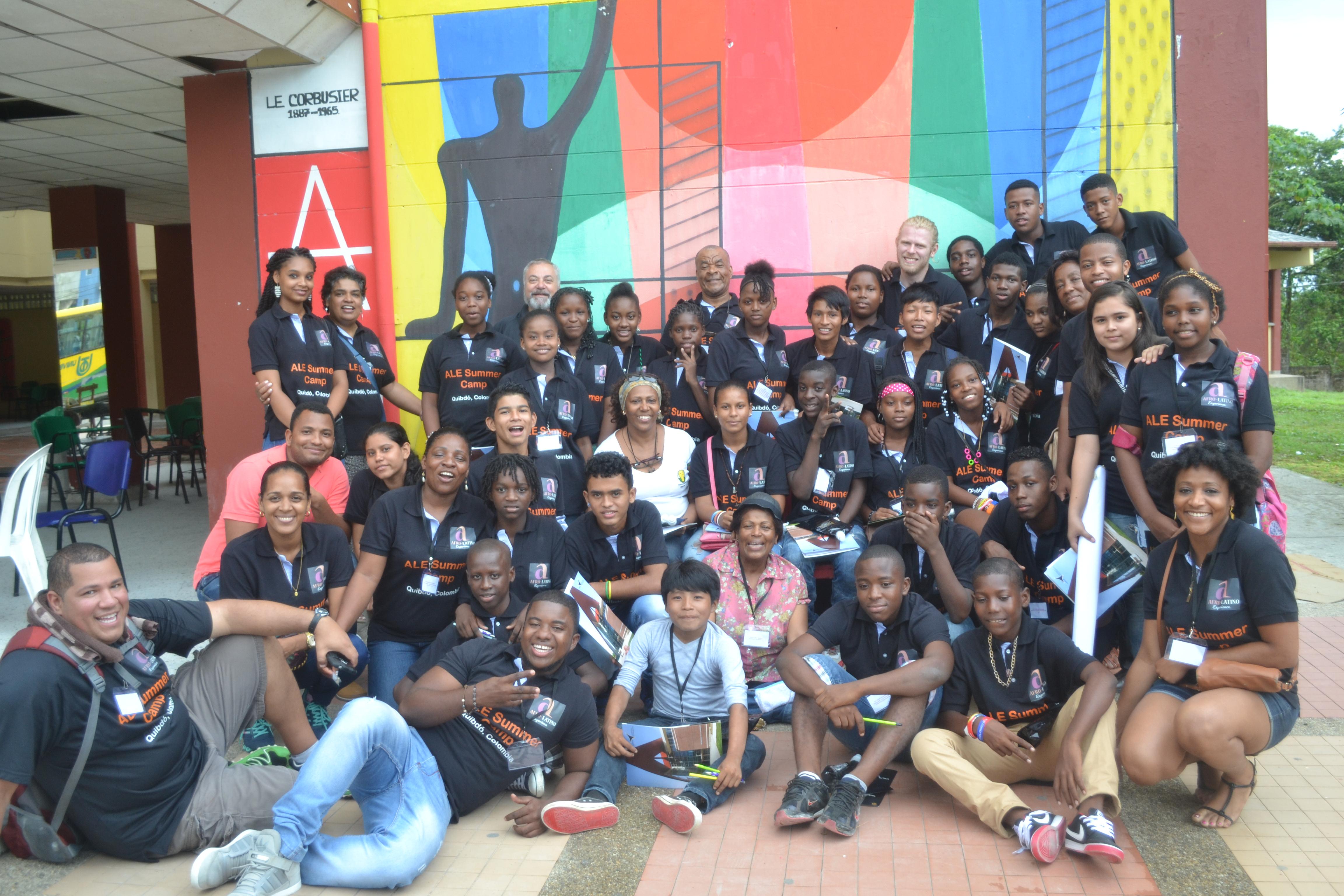 2015 ALE Summer Camp, Quibdó
