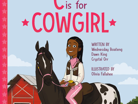 Henry County, Georgia Mom Debuts New Black Girl Equestrian Children's Book