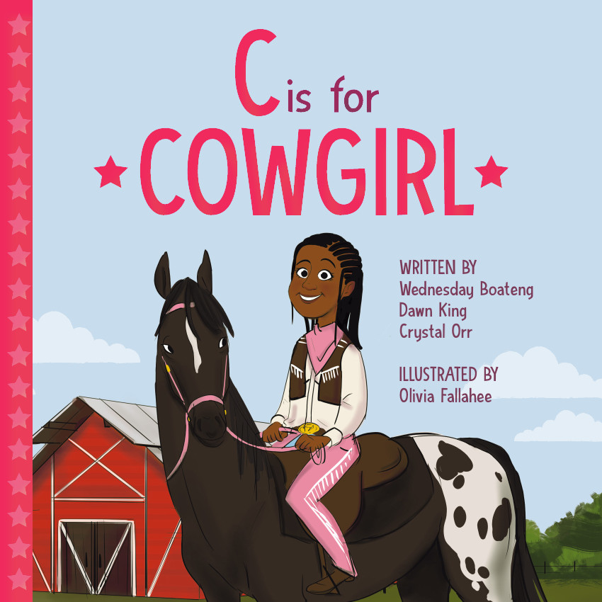 Cowrie the Cowgirl