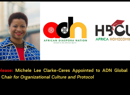 Michele Lee Clarke-Ceres Appointed to ADN Global Advisory Board