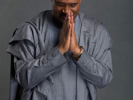 A Special Day: Happy Birthday Paul Adefarasin!