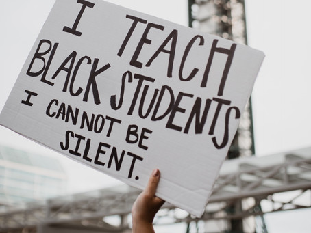 Teachers: Making Space to Talk about Race by Marissa McGee