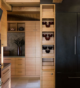 MN Builders, elegantly crafted millwork.