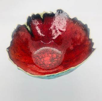 Red Drop Bowl