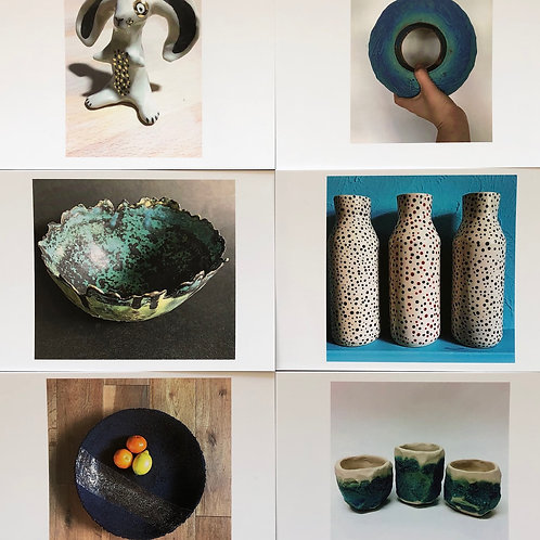 Pottery Taster Class Gift Voucher