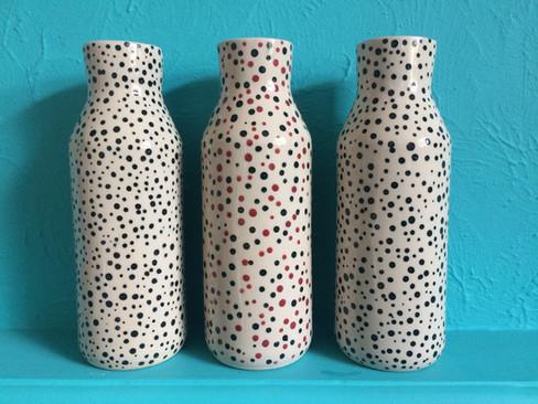 spotty bottles