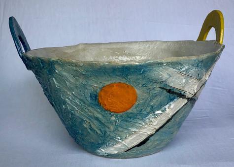 Sun,sea and sky bowl
