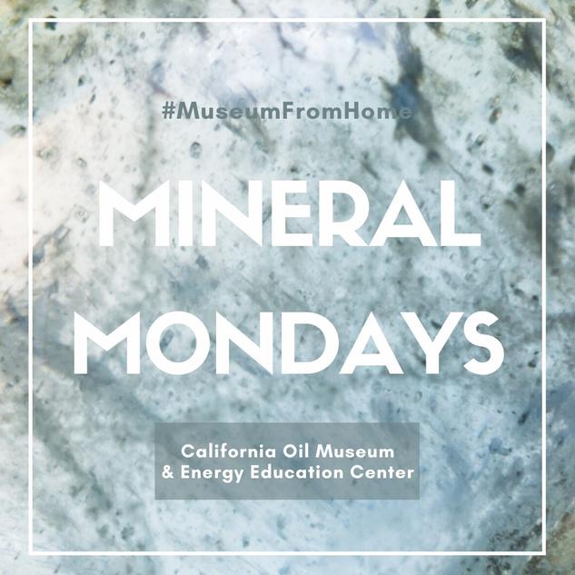 Mineral Mondays