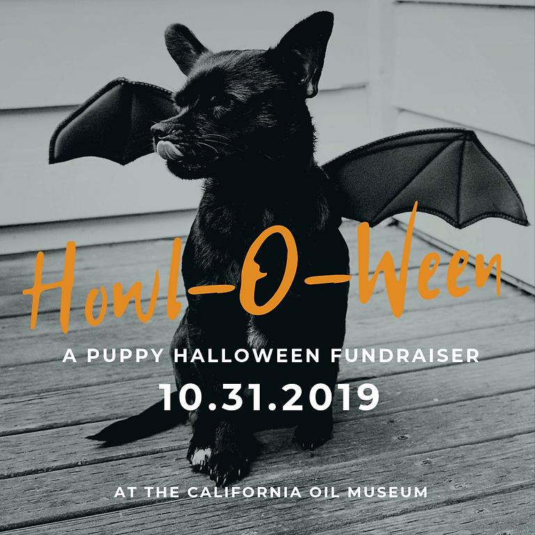 Howl-O-Ween: A Puppy Halloween Fundraiser