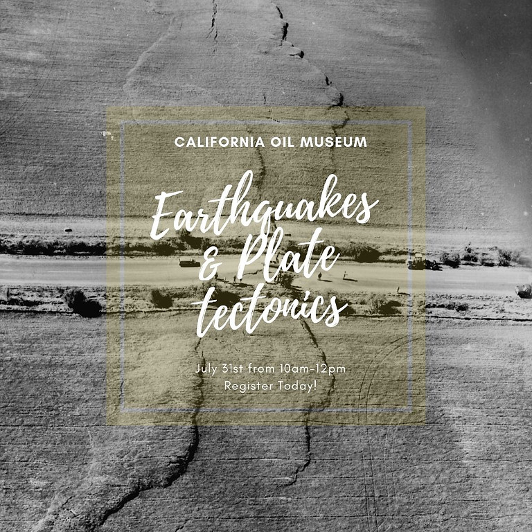 Earthquakes & Plate Tectonics