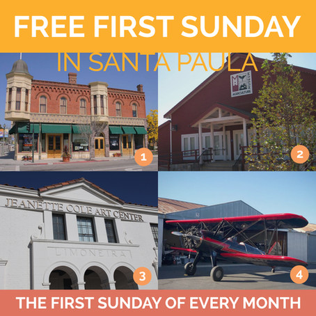 Free Admission Every First Sunday of the Month