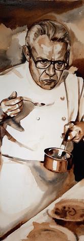 Chef Frédy Girardet