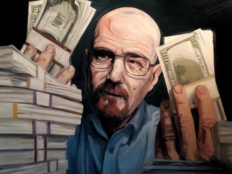 Bryan Cranston - Heisenberg