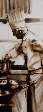 Chef Anton Mosimann OBE