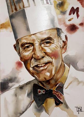 Chef Anton Mosimann