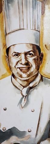 Chef Franck Giovaninni